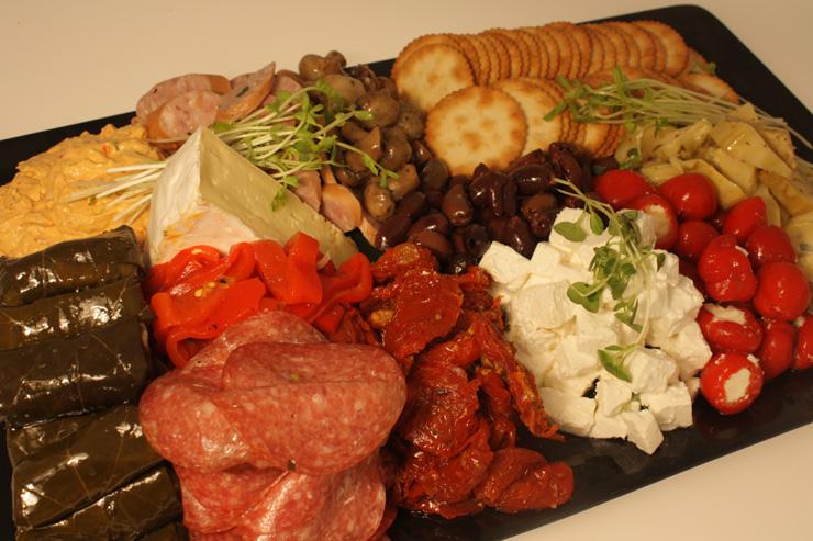 Food platter randburg